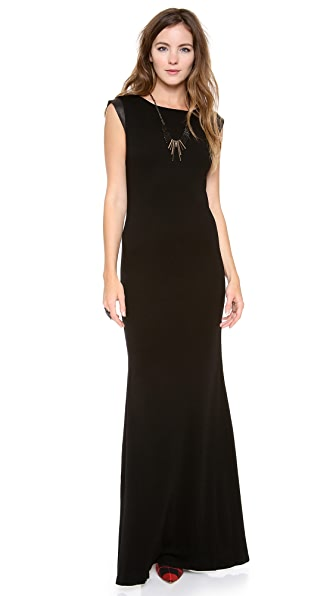 alice + olivia Joi Maxi Dress