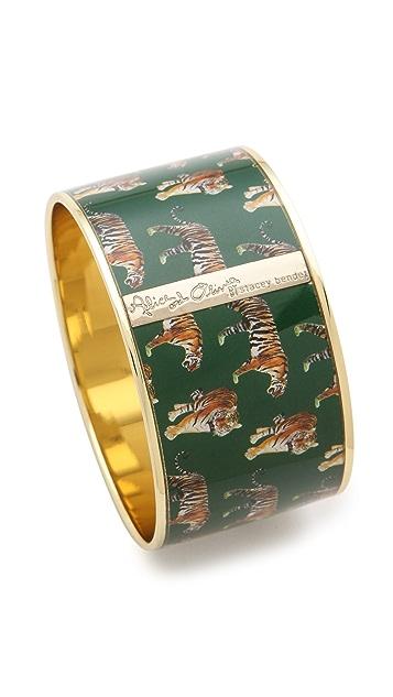 alice + olivia Roaming Tiger Bangle