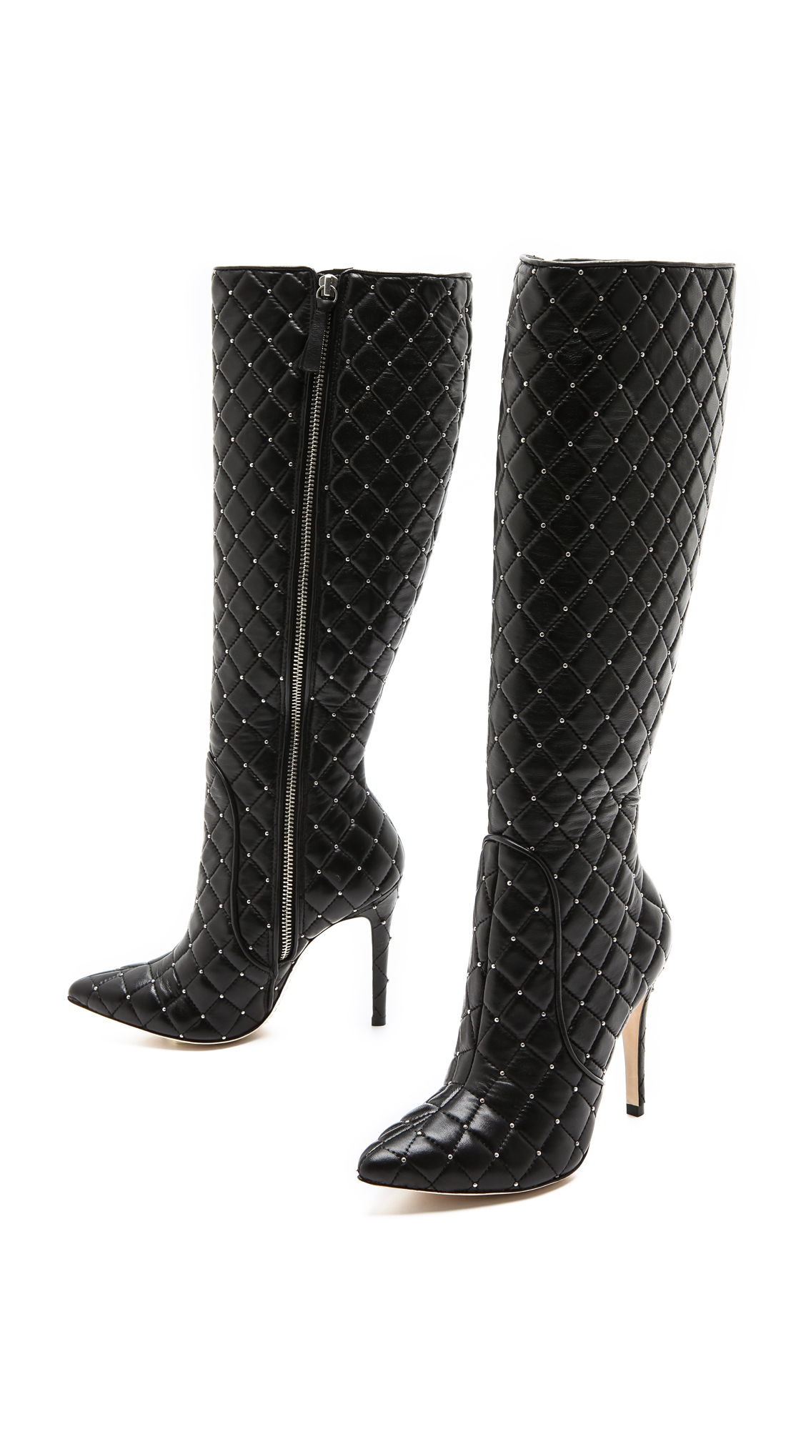 ALICE+OLIVIA Boots Fiable À Vendre Footlocker Jeu Finishline P5nnlY