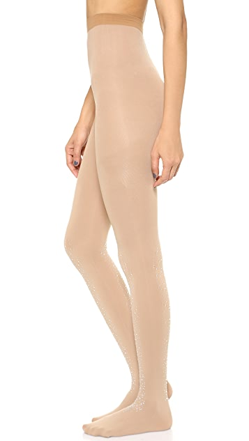 alice + olivia Alice and Olivia by Pretty Polly Crystal Covered Tights