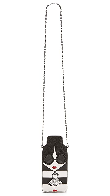 alice + olivia Stacey Bag
