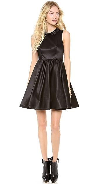 alice + olivia Lollie Peter Pan Collar Dress