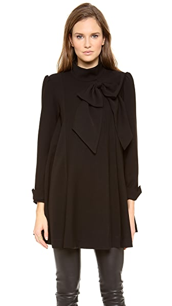 alice + olivia Kylie Swing Coat