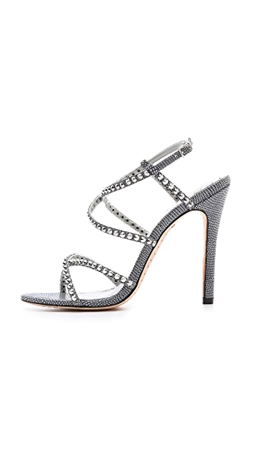 alice + olivia Gianna Strappy Sandals