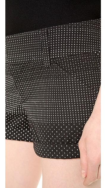 alice + olivia Cropped Shorts