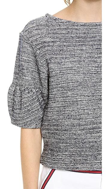 alice + olivia Winston Boxy Sweater