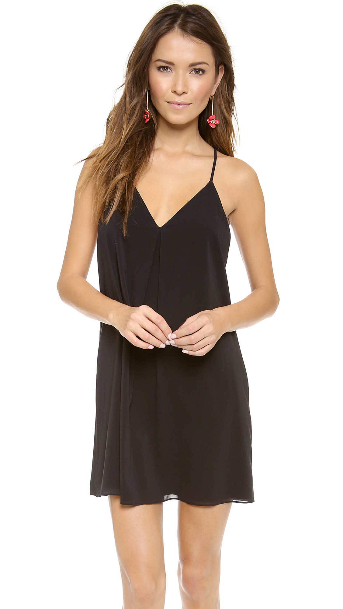 Alice + Olivia Fierra Dress - Black at Shopbop