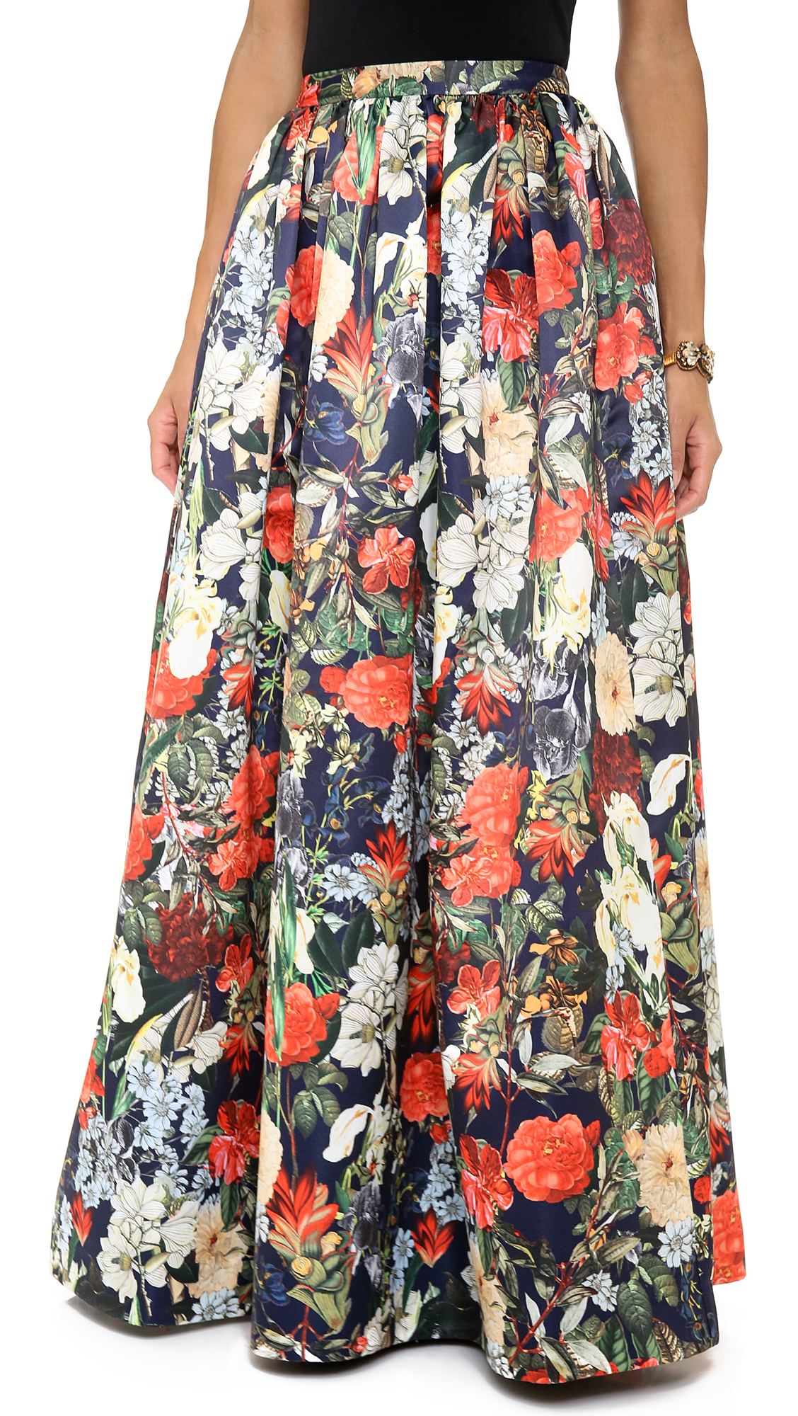 alice + olivia Ball Gown Maxi Skirt | SHOPBOP