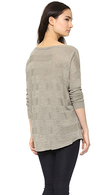 alice + olivia Javi Off the Shoulder Sweater
