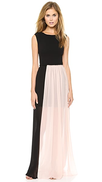 alice + olivia Reid Maxi Dress