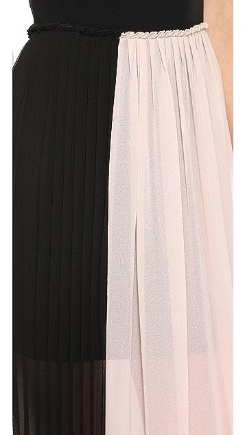alice + olivia Reid Maxi Dress