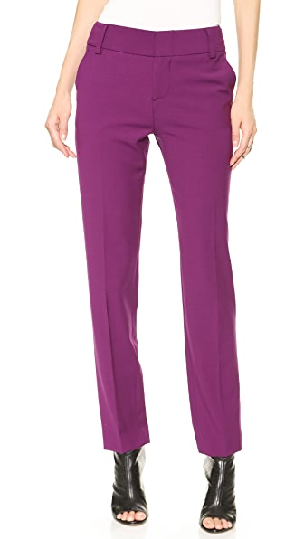 alice + olivia Stacey Skinny Pants