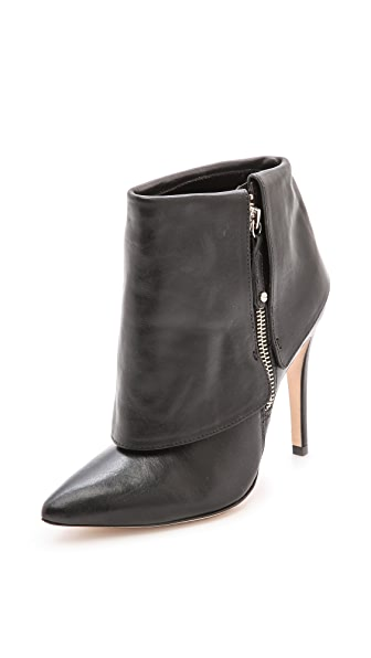 alice + olivia Dawson Fold Over Booties