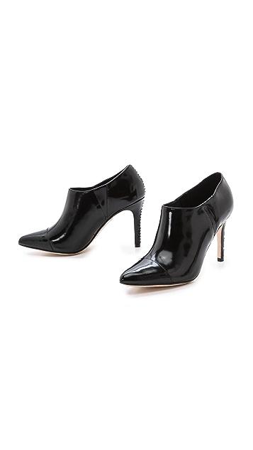 alice + olivia Dex Ankle Booties