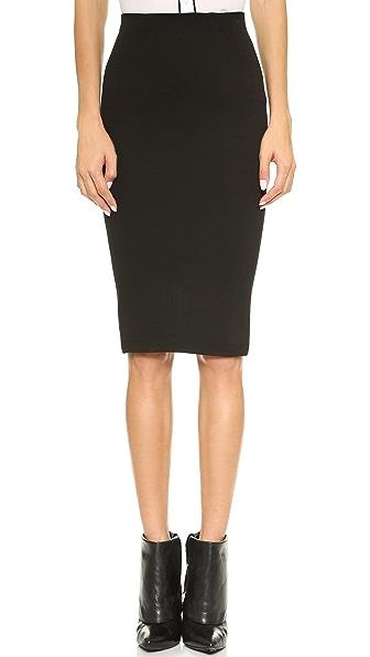 alice + olivia High Waisted Pencil Skirt