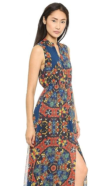 alice + olivia Marianna Maxi Dress