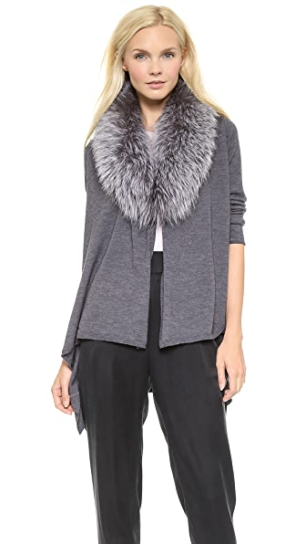 Пуловер с воротником шалька с доставкой
