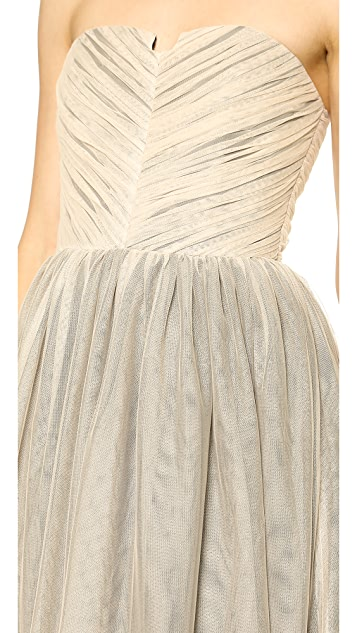 alice + olivia Kelly Princess Gown