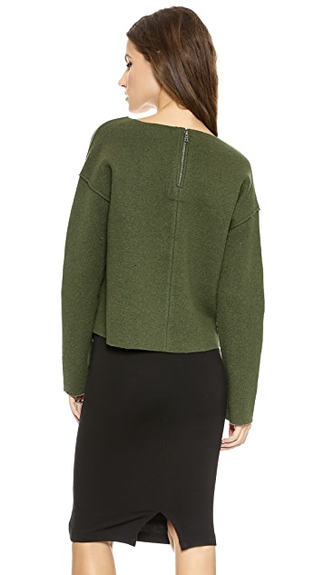 alice + olivia Trevor Sweater