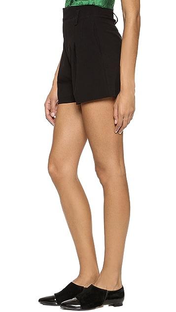 alice + olivia High Waisted Shorts