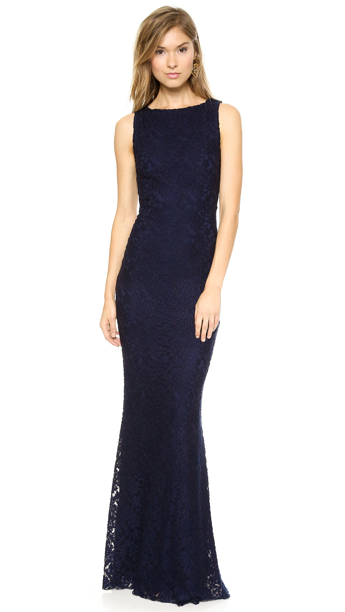 Alice Olivia Sachi Gown Shopbop Save Up To 25 Use Code