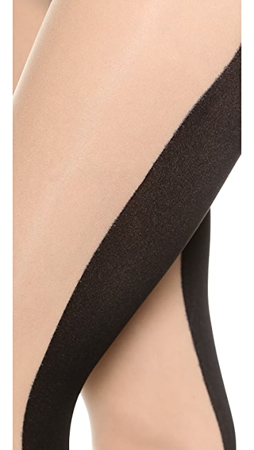 alice + olivia Front & Back Tights
