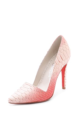 alice + olivia Dina Ombre Pumps