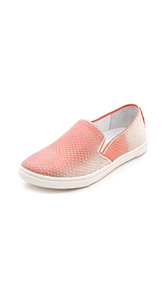 alice + olivia Pamela Ombre Slip On Sneakers