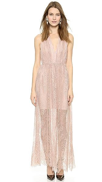 alice   olivia Julissa Long Lace Dress - SHOPBOP