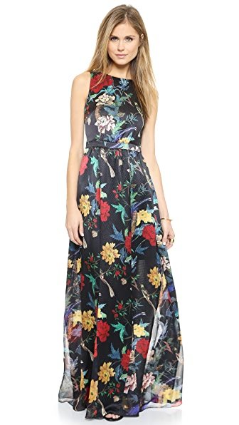 alice   olivia Elis Maxi Dress | SHOPBOP SAVE UP TO 25% Use Code ...