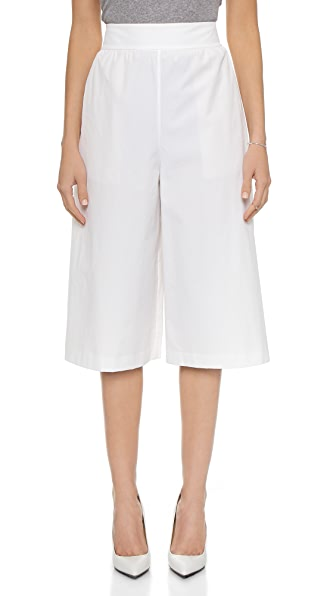 alice + olivia High Waisted Gaucho Pants