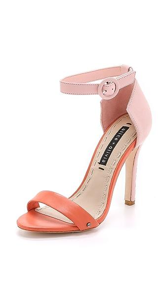 alice + olivia Gala Sandals