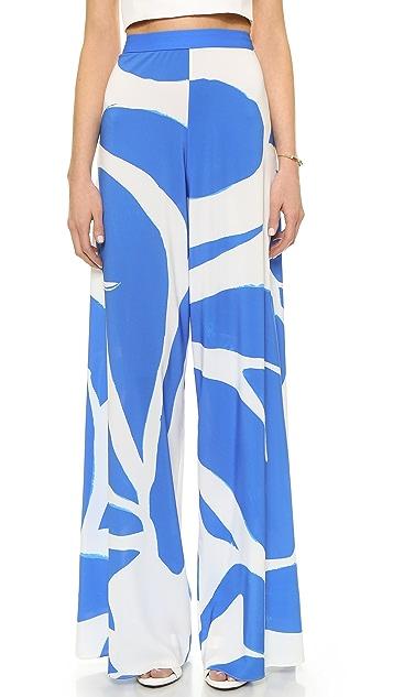 alice + olivia Super Flare Pants