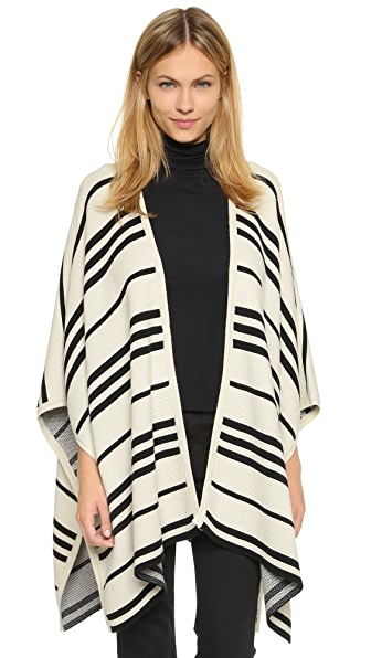 alice + olivia Raelyn Oversized Poncho
