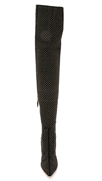 alice + olivia Dionera Over the Knee Boots