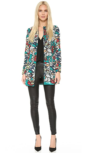 alice + olivia Rory Jacket