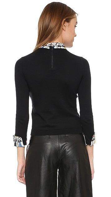 alice + olivia Malee Sweater