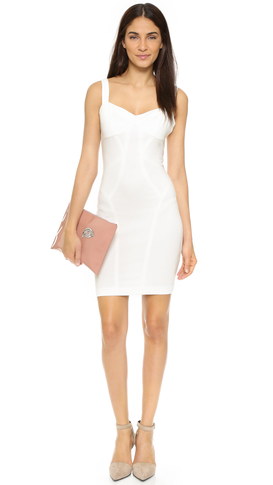Ali & Jay Seamed Sheath Dress | SHOPBOP