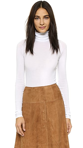 Alix Varick Turtleneck Bodysuit