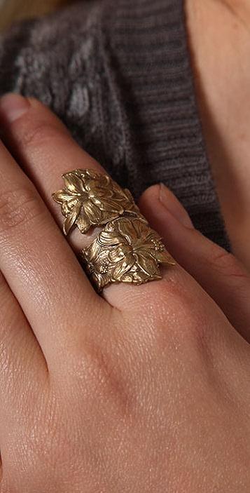 Alkemie Jewelry Lily Knuckle Ring