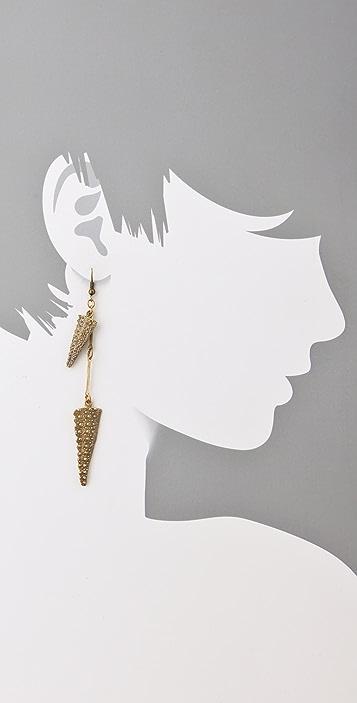 Alkemie Jewelry Tribal Urchin Earrings