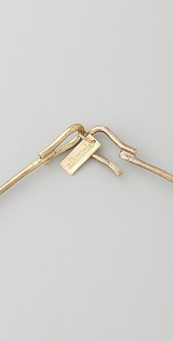 Alkemie Jewelry Stirrup Necklace