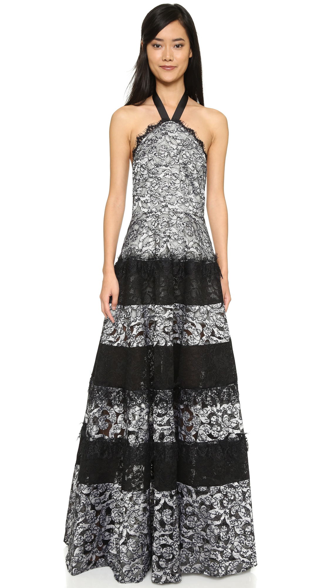 Alexis Imelda Lace Maxi Dress | 15% off first app purchase with ...