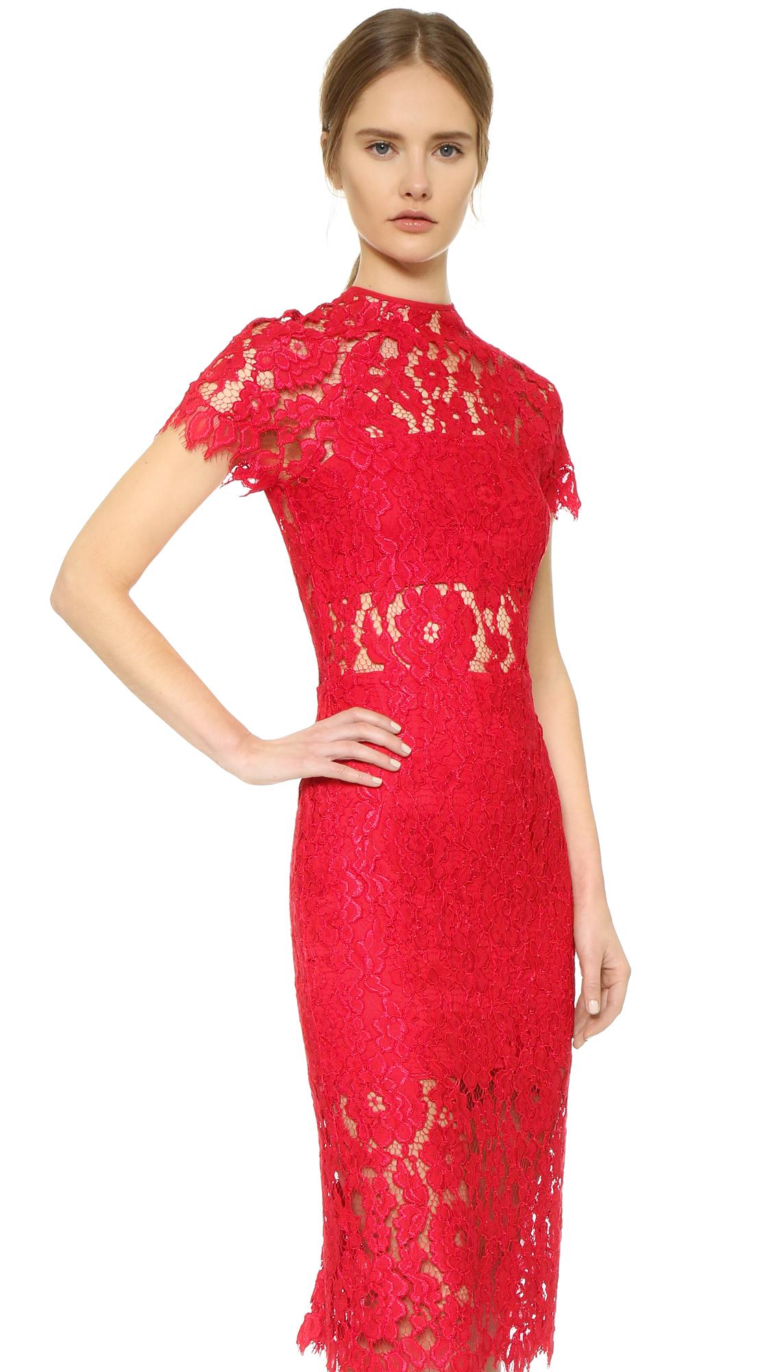46fa568245c Alexis Leona Lace Dress