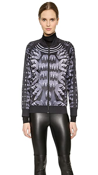 adidas Originals by Mary Katrantzou Track Zip Up Jacket