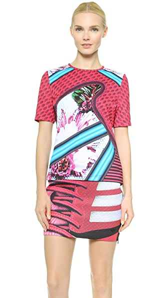adidas Originals by Mary Katrantzou Basic Fitted Tee