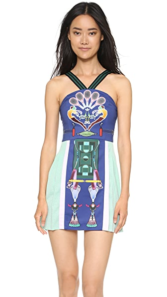 adidas Originals by Mary Katrantzou Sleeveless MK Dress