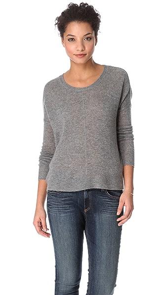Ami Dans La Rue Introvert Cashmere Sweater