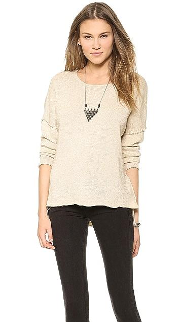 Ami Dans La Rue The Apres Beach Sweater