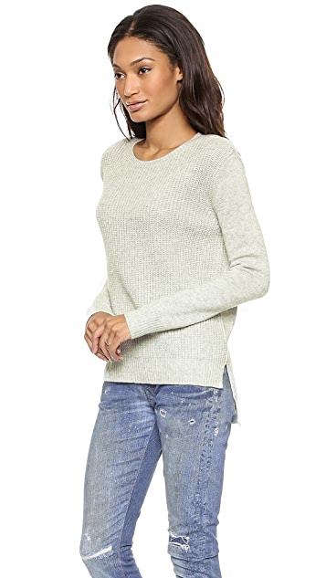 Ami Dans La Rue Crew Neck Sweater
